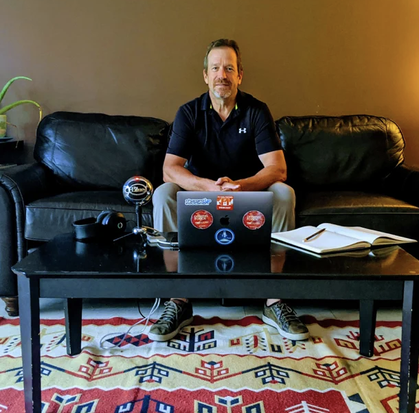 [Podcast] Run Your Life Show with Andy Vasily