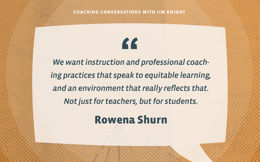 Discussing Cultural Literacy Terms with NEA's Rowena Shurn