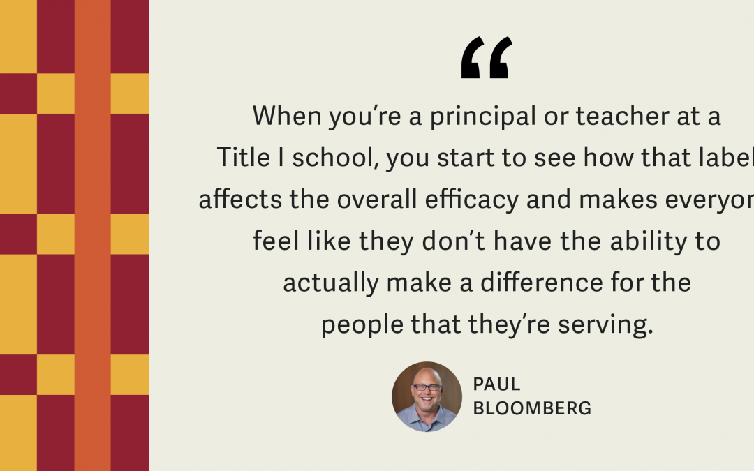 Paul Bloomberg on Impact Teams, a Peer Power Revolution, and the Effects of the Pandemic (#TLC2021 Presenter)